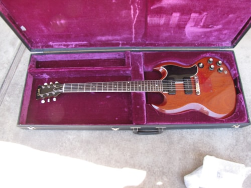 1964 GIBSON SG Special Cherry
