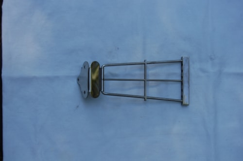~1965 Archtop trapeze tailpiece Nickle