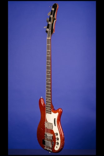 1965 Epiphone EB-DL Embassy Deluxe Cherry