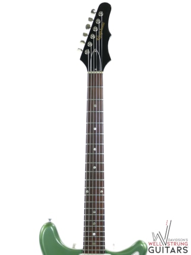 1965 Epiphone Wilshire Inverness Green