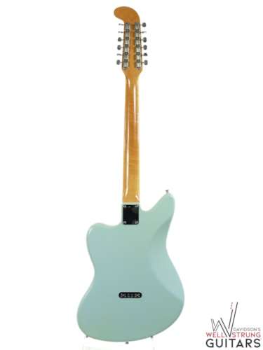 1965 Fender Electric XII Sonic Blue