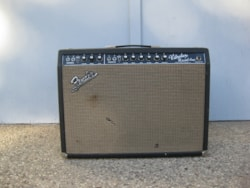 1965 Fender Vibrolux Reverb AA864 Pre CBS