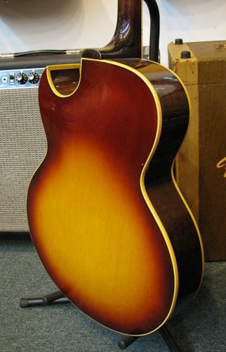 1965 Gibson ES-175 Sunburst, Excellent, Hard, $4,500.00