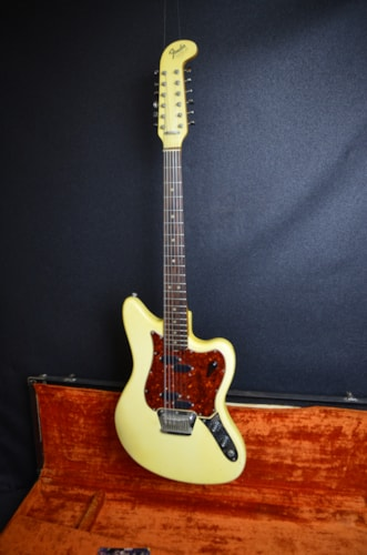 1966 Fender Electric XII Olympic White