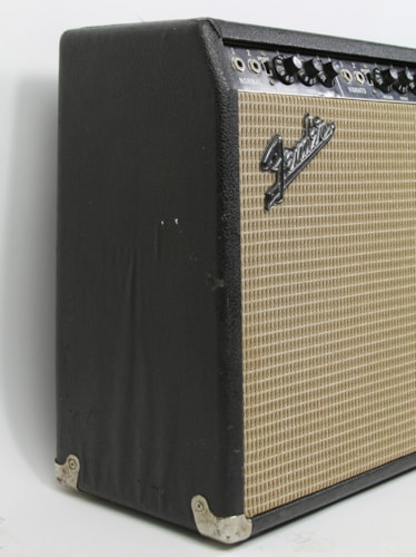 1966 Fender® Vibrolux® Reverb Blackface, Very Good, $2,299.00