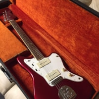 1966 Fender Vintage jazzmaster with matching headstock