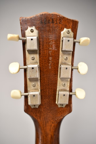 1966 Gibson J-50 Vintage Acoustic Dreadnought Natural Finish Guitar w/HSC