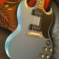 1966 Gibson Melody Maker/SG Special