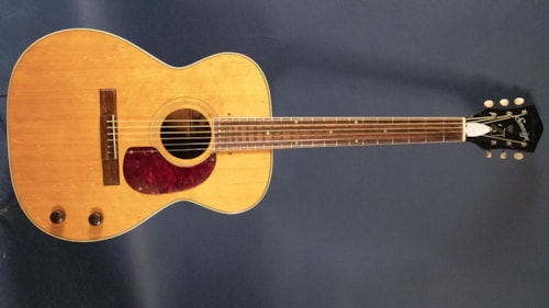 1966 Harmony H-55 Sovereign Natural