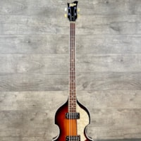 1966 Hofner 500/1 Violin Bass