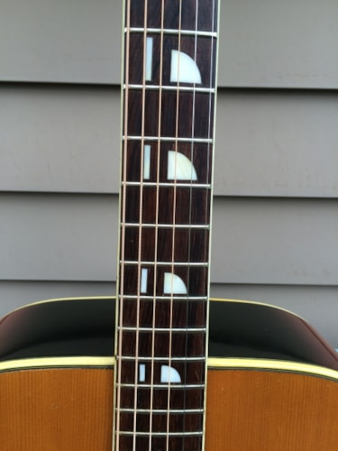 1966 Kay Solo Special Jumbo Natural, Near Mint, Soft, Call For Price!