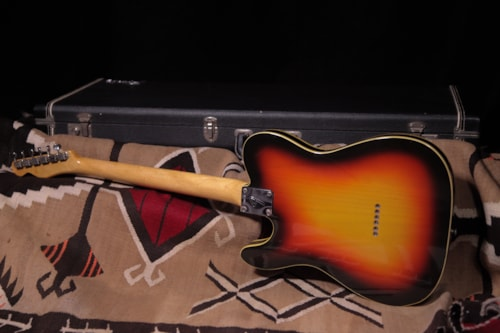 1967 Fender Custom Esquire Sunburst