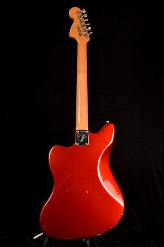 Fender Jazzmaster 1967 Candy Apple Red w. matching headstock + OHSC