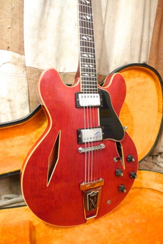 1967 Gibson  Trini Lopez Cherry Red