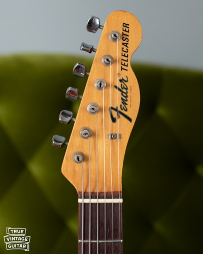 1968 Fender Telecaster Blond one owner with tag and case