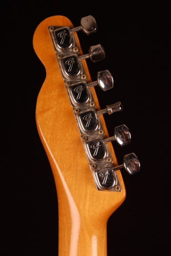 Fender Telecaster 1968 White Factory Bigsby