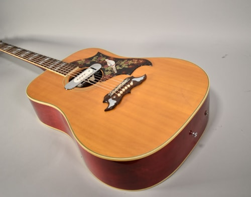 1968 Gibson Dove Natural Finish Vintage Dreadnought Acoustic Guitar w/OHSC