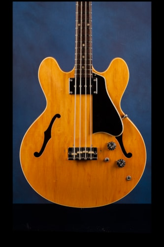 1968 Gibson EB-2N (second version) Natural
