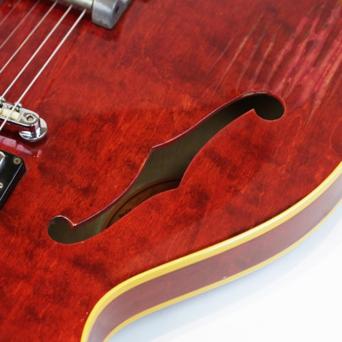 1968 Gibson ES-335 TD Vintage Semi-Hollow Body Electric Guitar