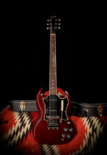 """1968 Gibson SG Special """"Cherry"""""""