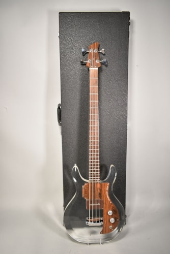 1968/69 Dan Armstrong Ampeg Lucite Electric Bass Guitar w/OHSC