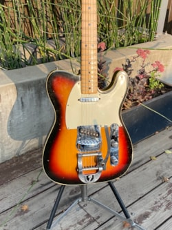 1969 Fender Telecaster Custom with Bigsby