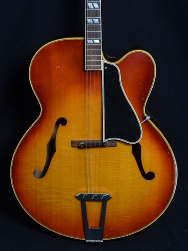 1969 Gibson L-7CT Arch Top Tenor Guitar