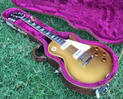 1969 Gibson Les Paul Gold Top
