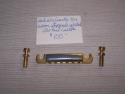 ~1969 Gibson Stop bar and studs