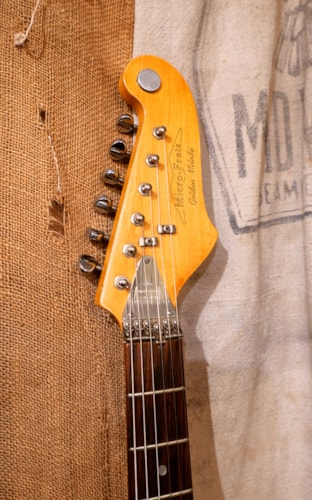 1969 Micro-Frets Golden Melody Natural