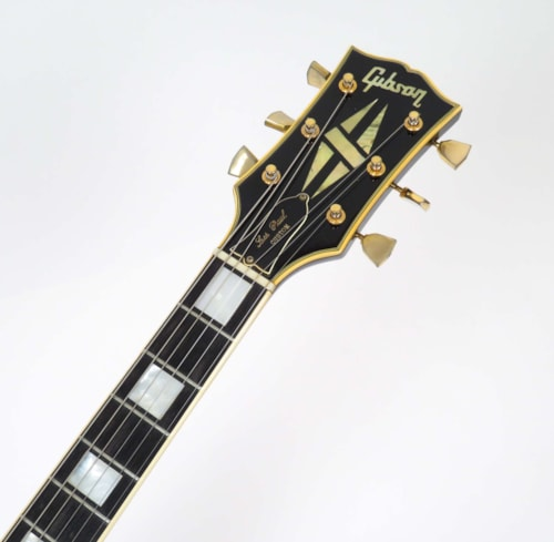 1970 Gibson Les Paul Custom Black