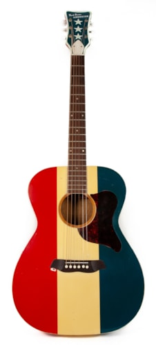 1970 Harmony Buck Owens American H169 with Great Sound