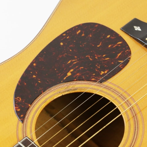1970s Sigma DT-22 Vintage Flat Top Acoustic Guitar by Martin - MAPLE Back/Sides, w/ OHSC & Tag!
