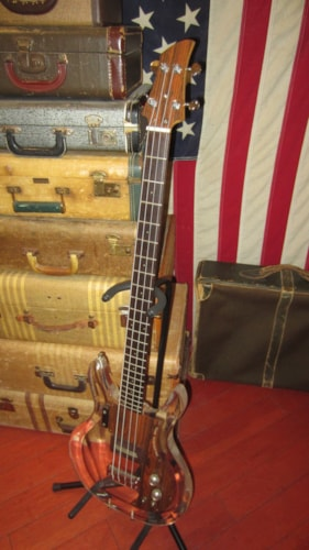 1971 Ampeg Dan Armstrong Lucite Bass See Through Lucite