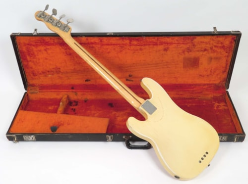 1971 Fender Telecaster Bass Blonde