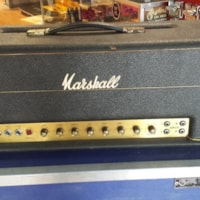 1971 Marshall JMP 1959T Tremolo Head