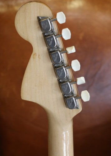1972 Fender Mustang Competition Blue Competition