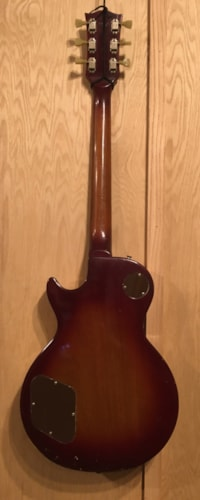 1972 Gibson Les Paul Standard Cherry Burst