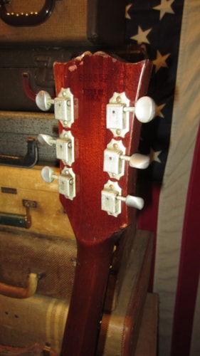1972 Gibson SG Pro Special w/ P-90 pickups Cherry Red
