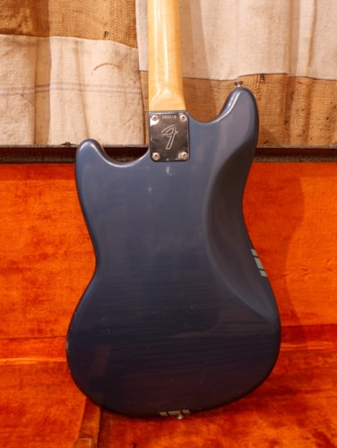 1973 Fender Mustang  Competition Blue