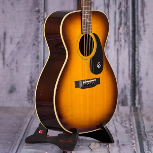 Used 1974 Epiphone FT-130 Caballero Blue Label, Sunburst