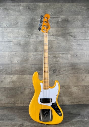 1974 Fender Jazz Bass Blonde