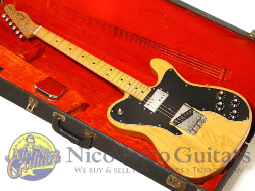 1974 Fender  Telecaster Custom Natural
