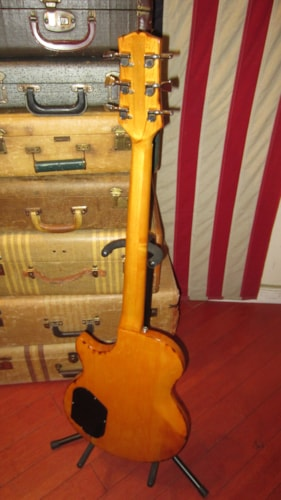 ~1975 Gibson L6-S Natural