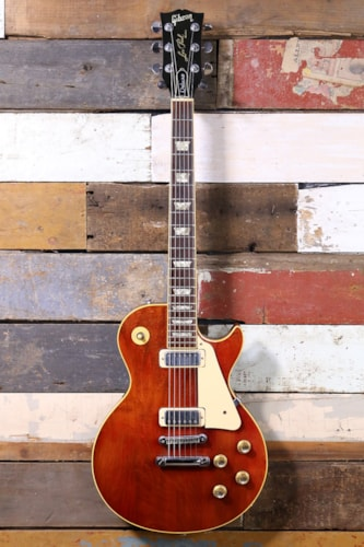 1975 Gibson Les Paul Deluxe Red