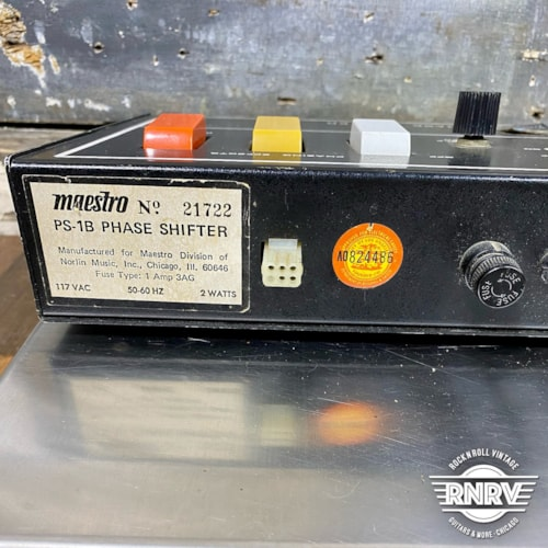1975 Maestro PS-1B Phase Shifter