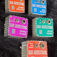 1976 Dan Armstrong Plug-In Effects
