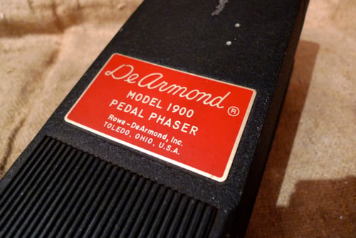 1976 DeArmond™ Pedal Phaser Model 1900 Very Good, $175.00
