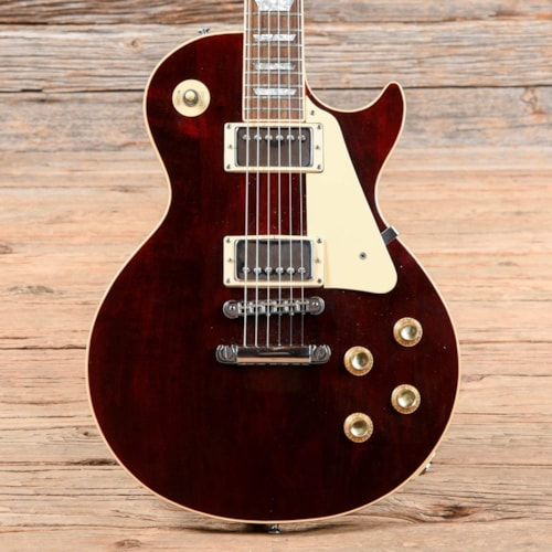 Gibson Les Paul Standard Wine Red 1976