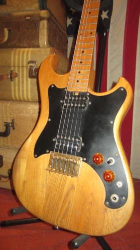 ~1977 Electra Solid Body Electric Natural